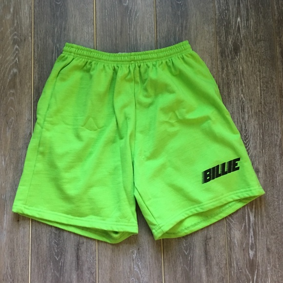 Blosh Other Blohsh Slime Shorts Poshmark